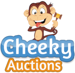 Cheeky Auctions Logo